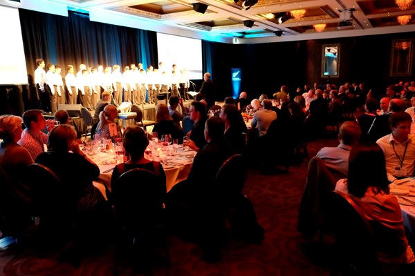 Auckland Boys Choir Lanham Hotel performance 2014