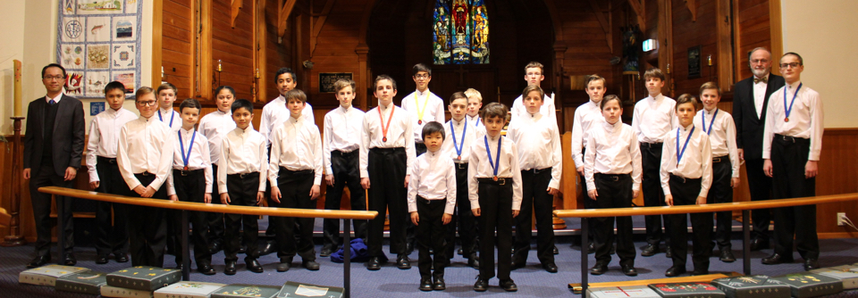 Auckland Boys Choir 2020