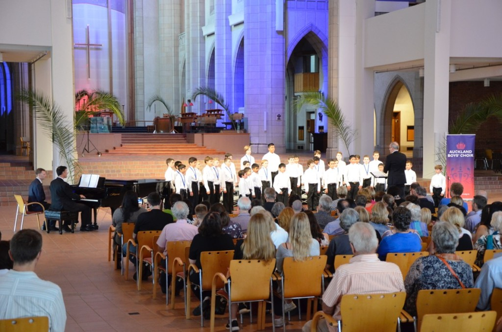 Holy Trinity Cathedral Concert 28 March 2015