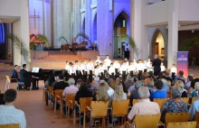 Holy Trinity Cathedral Concert 28 March 2015 #1