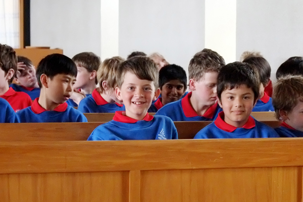 Auckland Boys Choir - Fee