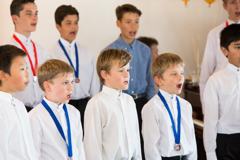 Auckland Boys Choir Golden Anniversary Private Concert