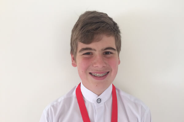 Auckland Boys Choir - Section Leader: Luke Shackleton