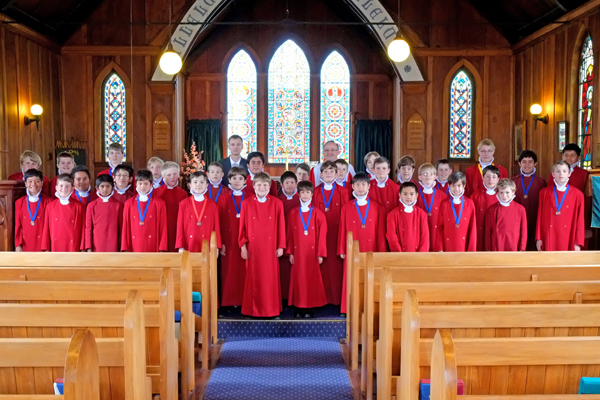 Auckland Boys Choir - Membership