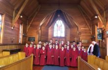 Auckland Boys Choir 2017 Tour